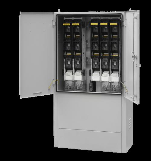 LV Distribution Kiosk - Quiosque de Distribuição de Baixa Tensão