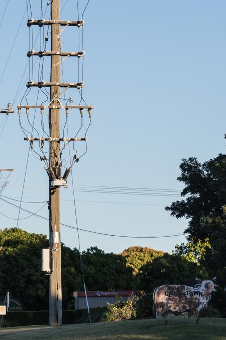 Instalação do Religador OSM da NOJA Power - Georgetown, Queensland, Australia