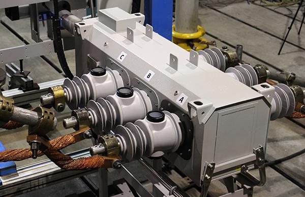 NOJA Power VISI-SWITCH  Tipo Testada no Laboratório do KEMA