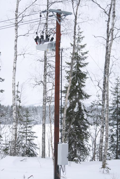 Religadores NOJA Power Operando em Temperaturas Sub Zero
