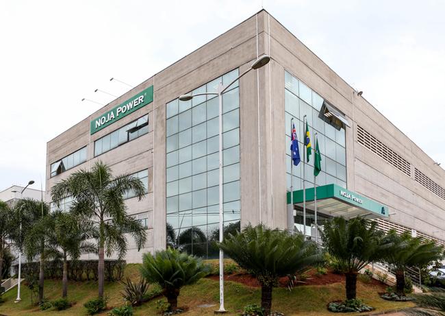 Nova Fábrica e Escritórios da NOJA Power Brasil