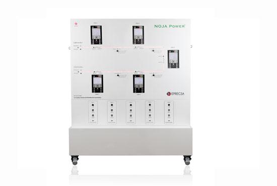 Simulador RC10 de Distribuição de Sistemas Automatizados (DSA).