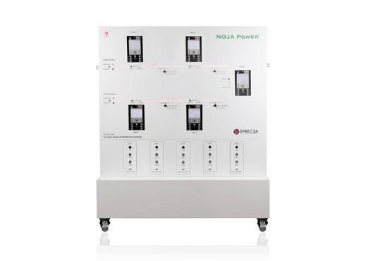 Simulador de automação do sistema de distribuição RC10 (DSA)