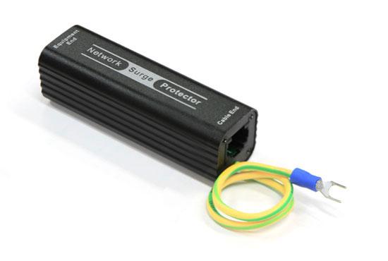 Protetor de surto Ethernet