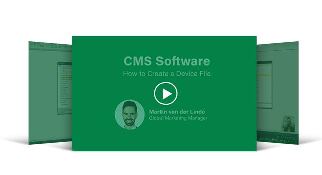Série de tutoriais em vídeo para o pacote de software NOJA Power CMS