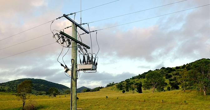 Instalação do Religador OSM NOJA Power