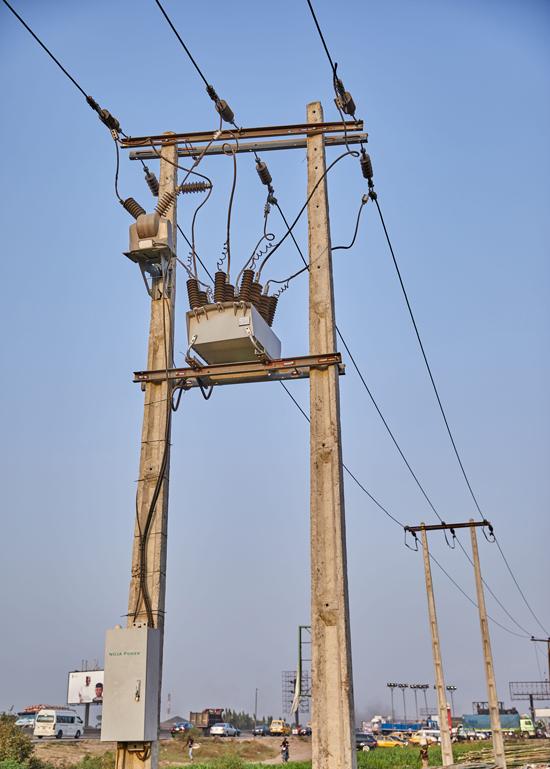 Religador OSM NOJA Power com Controle RC15 em operação na Nigéria