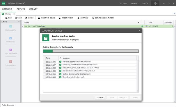 Dados PQS log de acesso remoto