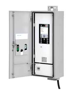 electronic control - Cabine de Controle & Comunicação RC10