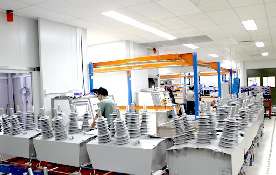 OSM38 800A en la producción