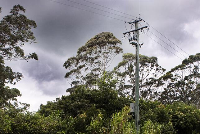 Instalação do religador NOJA Power