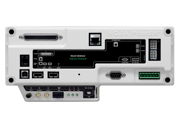 Módulo de Relé NOJA Power RC15 incluindo , Wi -Fi e GPS integração celular