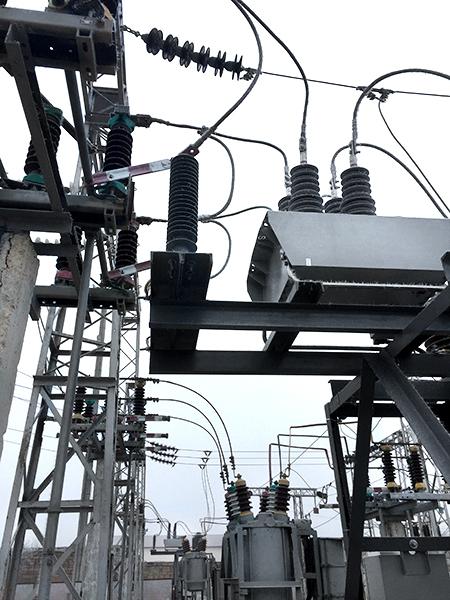 Religador NOJA Power integrado ao sistema de controle da subestação