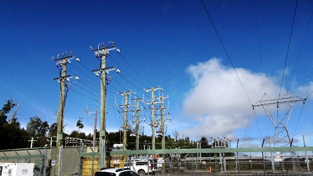 Visão geral do local, Conexão de Geração à Diesel Temporária, Tasmânia